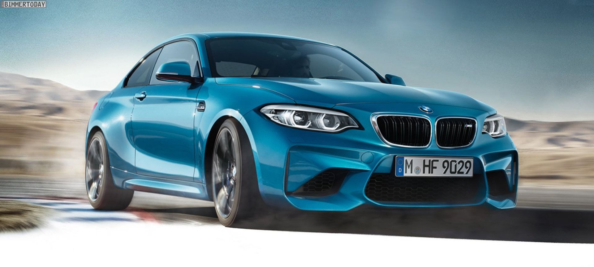Leaked images of the 2017 bmw m2 facelift http www bmwblog