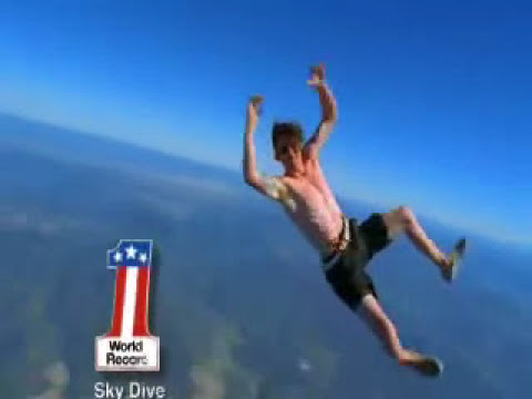 Jackass Sky Dive Without A Parachute Youtube In 2020 Skydiving Diving Jackass