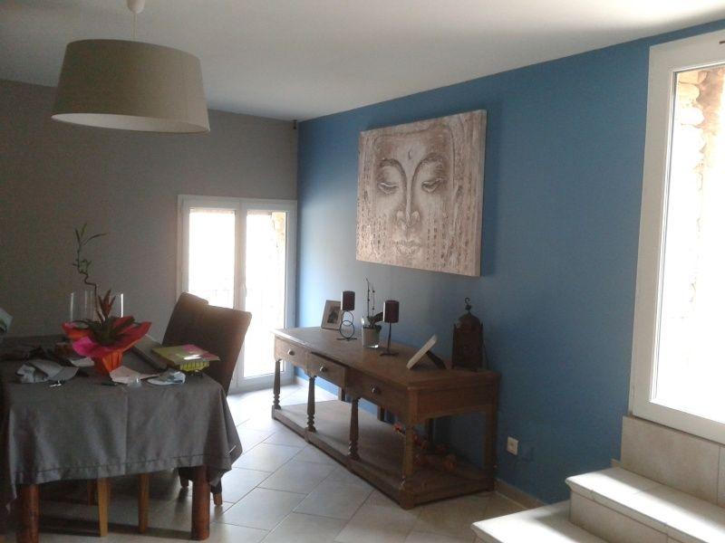 peintures salon séjour + cuisine | Peinture salon, Séjour et ...