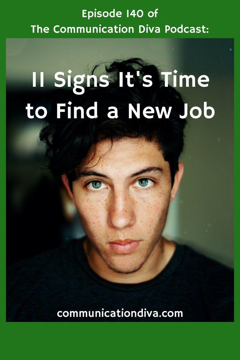 Finding a new job, New job, Job