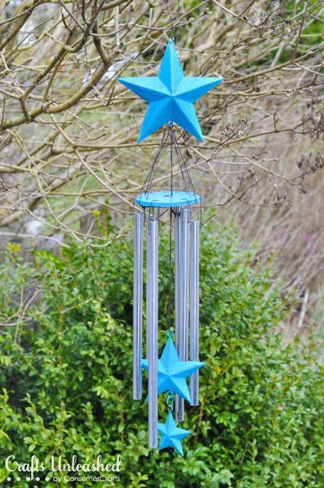 Wind Chimes Tutorial Make Your Own Star Wind Chimes Wind Chimes