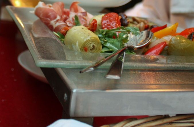 Punt and Lunch at De Luca Cucina. Only £27.50 per person.