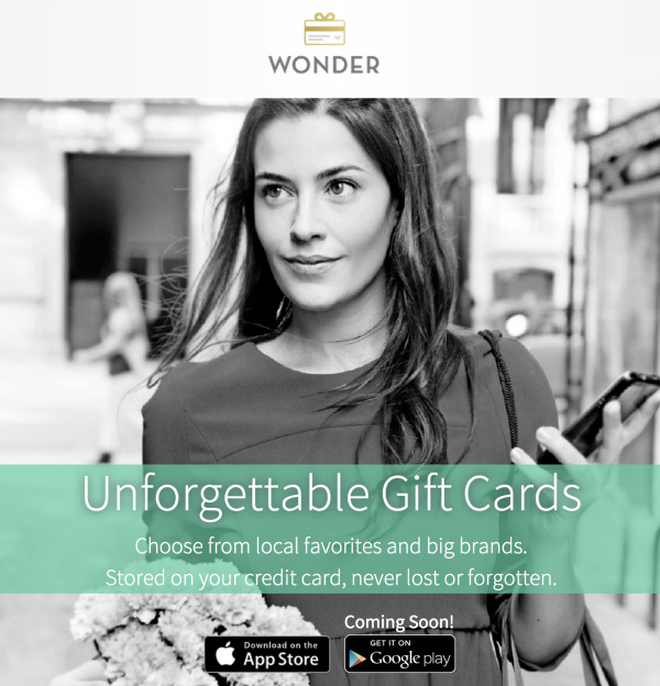 Join Wonder Gift Cards Twitter Party with $400 in Prizes!