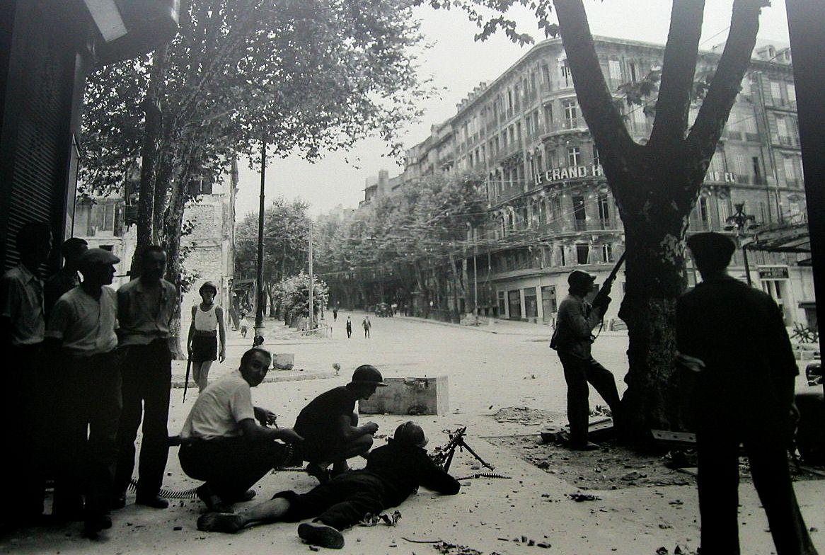 """Paris 1944 """"Combats pour la libération"""""""