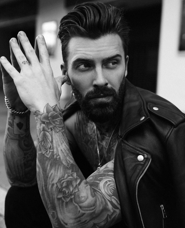 Dlaczego Kręcą Nas Faceci Z Tatuażami