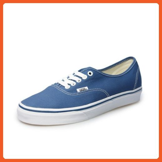 Unisex Authentic Navy Canvas VN000EE3NVY Mens 5 Womens 6.5
