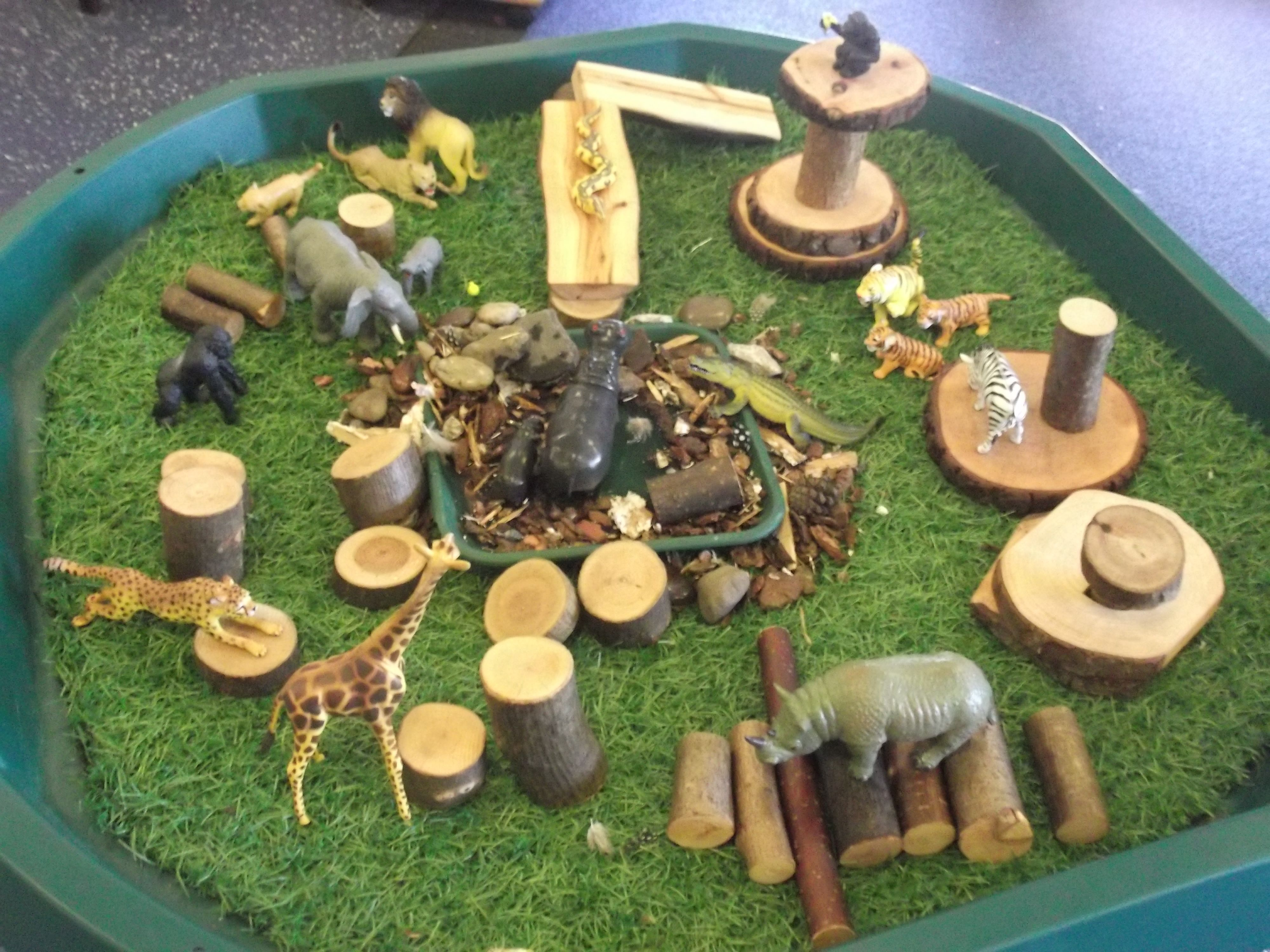 Spiel Jungle