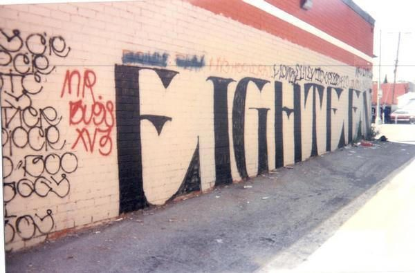 18th Street Transnational Gang East Los Angeles Cudahy Huntington Park