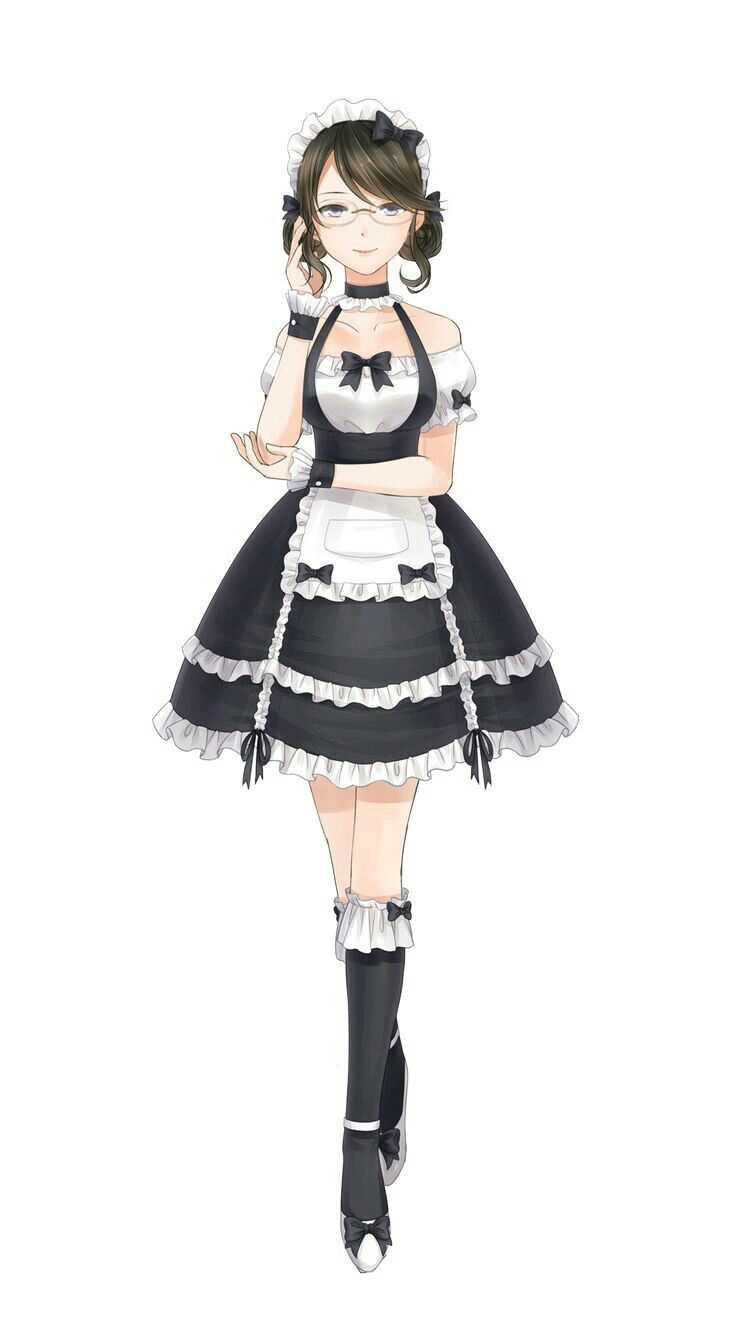 Pin by nekohecc on maids anime maid maid outfit anime