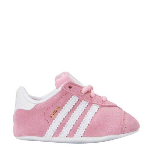 adidas originals Gazelle Crib sneakers roze in 2019 Adidas