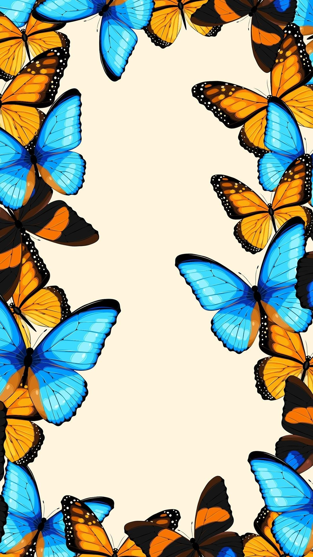 Butterfly Wallpaper Iphone Aesthetic