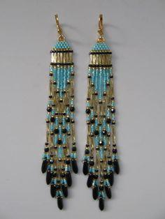 Diy Amp Crafts That I Love On Pinterest Beaded Earrings