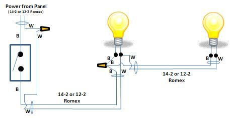 How To Wire One Light To Two Switches Diagram - WIRE Center •
