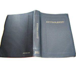 Angami Naga Language Bible / KETHOLESHU KEWEU KESAU / C.L. Vinyl ...