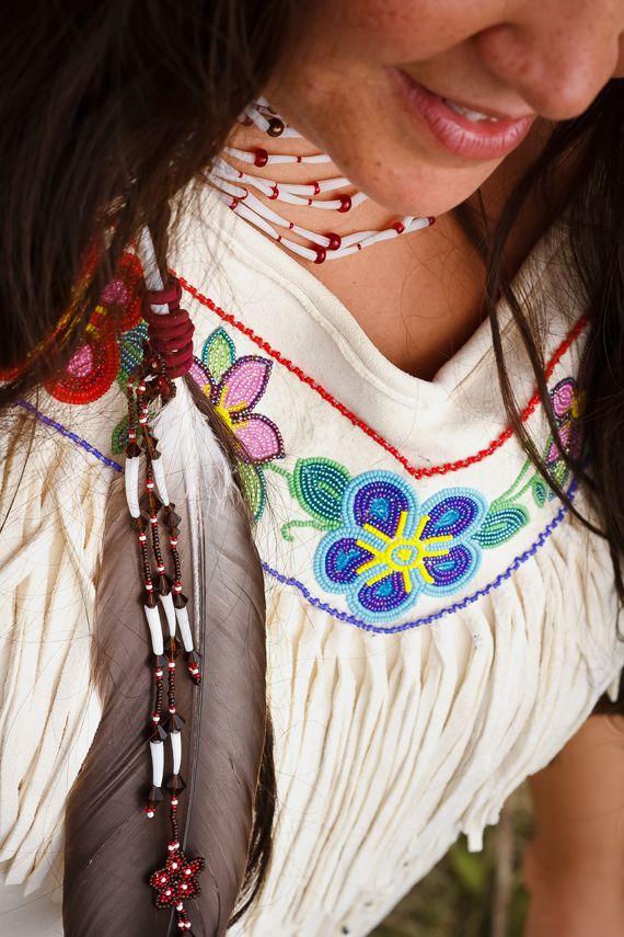 handmade weddings: native alaskan splendor   nativos americanos