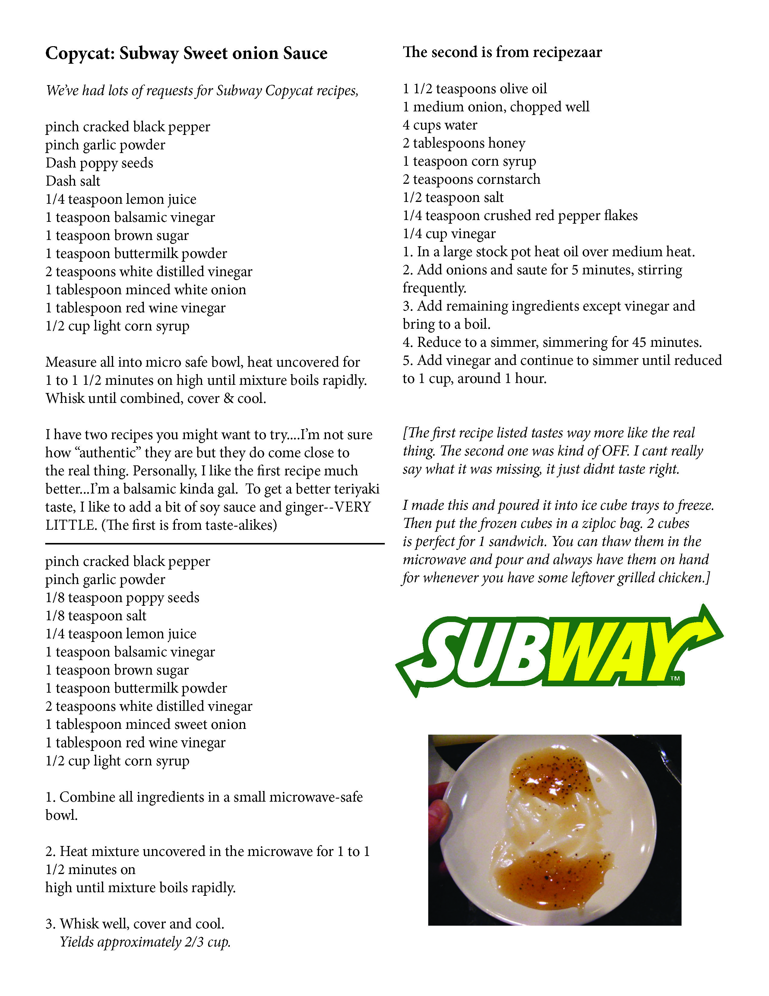 recipe: subway tzatziki sauce ingredients [18]