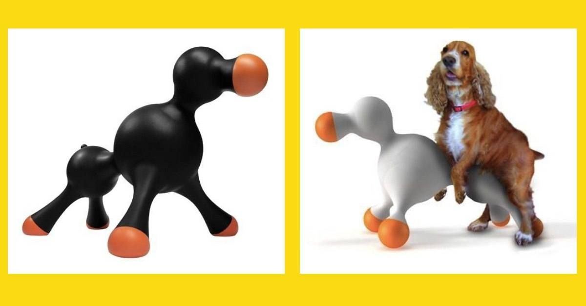 Hotdoll: Toy for Dog to Hump | Dog Gadgets | Dog toys, Dog