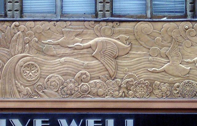 Seabirds   Art deco, App and Galleries
