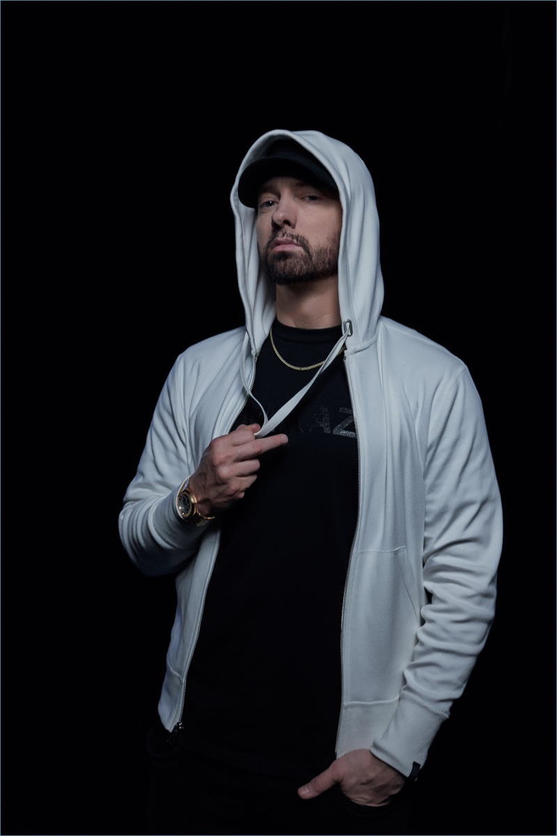 Eminem Collaborates with Rag & Bone on Capsule (With