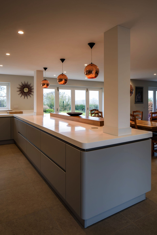 Hodedah Import Kitchen Cabinet The Furniture Blogger Open Plan Kitchen Dining Living Open Plan Kitchen Living Room Kitchen Dining Living