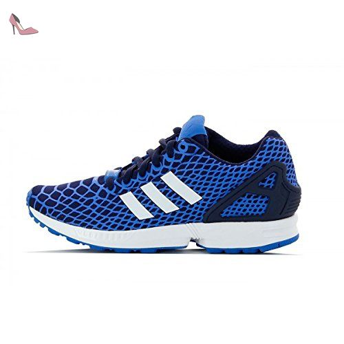 los angeles b4b3d 5478c Basket adidas Originals ZX Flux Tech Fit Junior - Ref. B25659 - 39 1