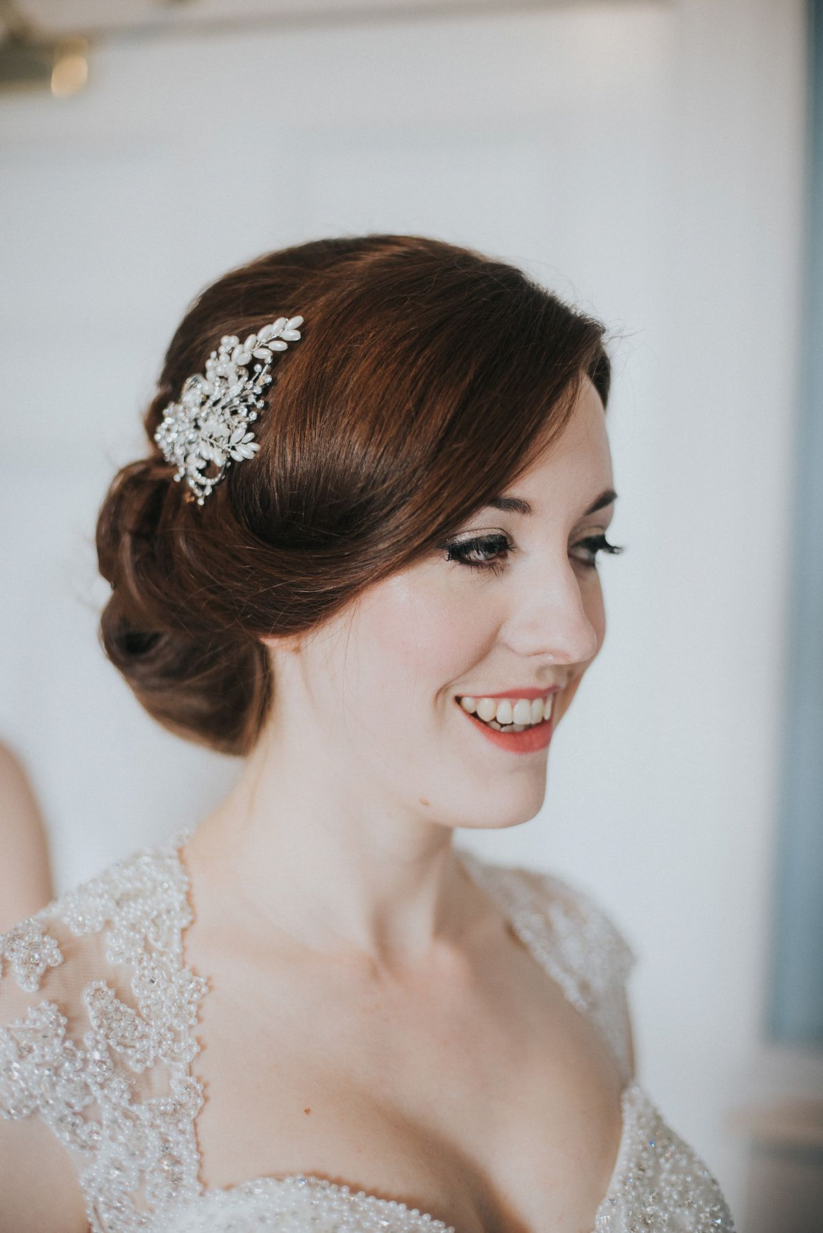 1930's and 1940's inspired bridal and north yorkshire