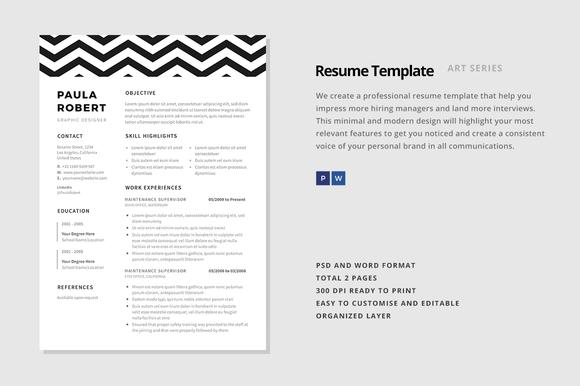 resume template astor creativework247 resume fonts