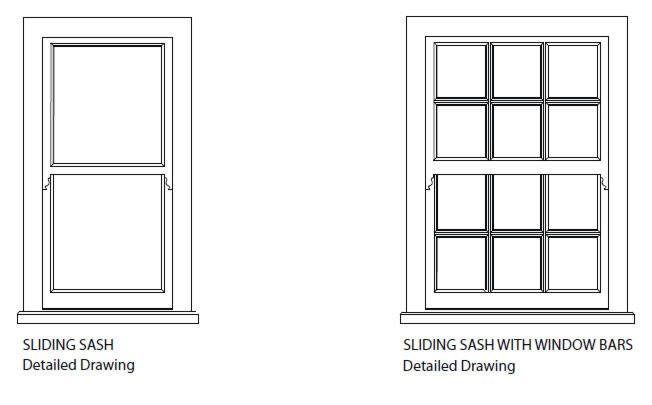 Bespoke windows sash muskoka pinterest wooden for Window sash design