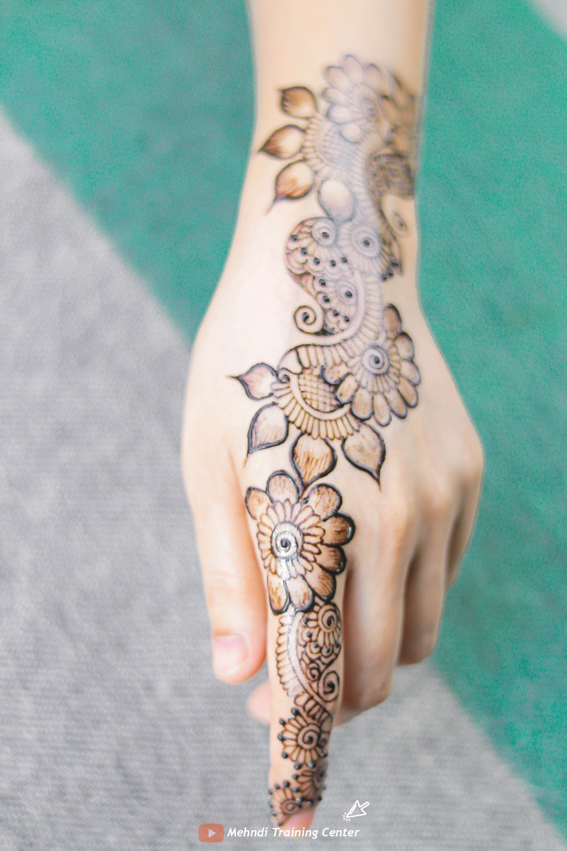 New Arabic Beautiful Mehndi Design For Eid Arabic Mehndi Design Beautiful Simple Mehndi Mehndi Designs For Hands Full Hand Mehndi Designs New Mehndi Designs