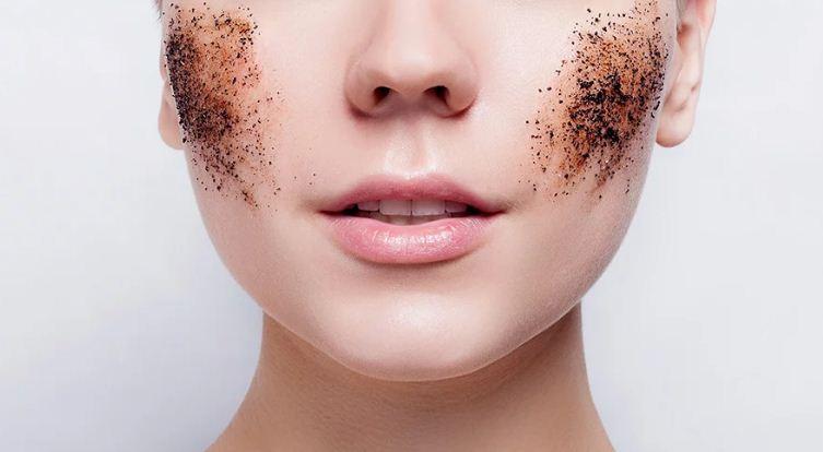مقشر القهوة التركية للوجه والجسم لتفتيح البشرة وفوائده بشرة وشعر Exfoliate Face Exfoliating Face Mask Skin Care