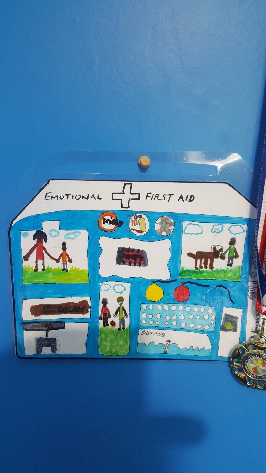 An Emotional First Aid Kit Inspired By Winston Wish But
