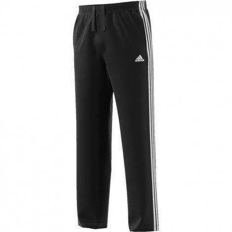 wholesale dealer 3014a d4425 Adidas Essentials 3-stripes fleece joggingbroek heren black