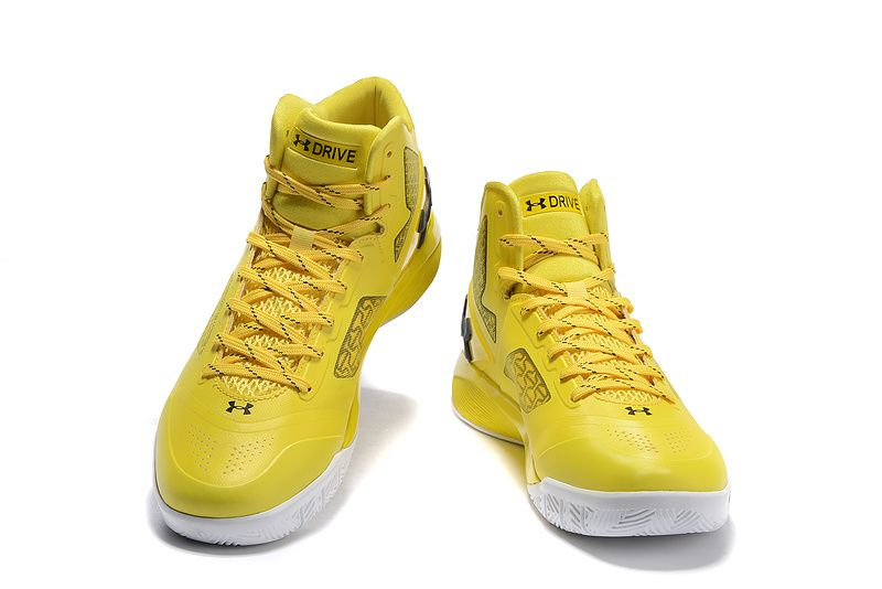 b3639376cee0 ... cheap womans under armour ua clutchfit drive 2 basketball shoes yellow  black 0b137 378bb