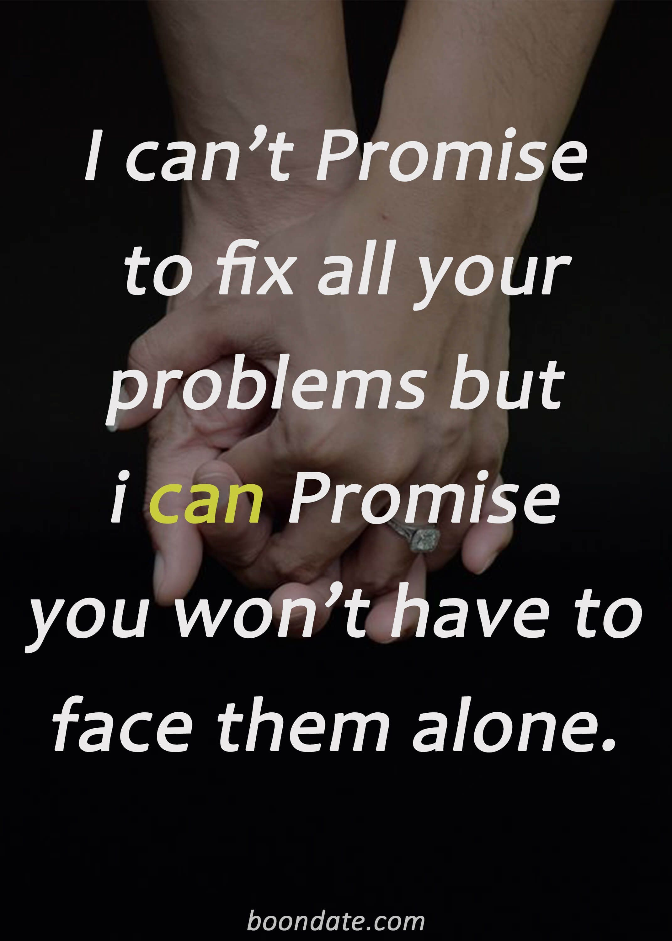 You Will Never Be Alone Love Quotes Inspirational Quotes