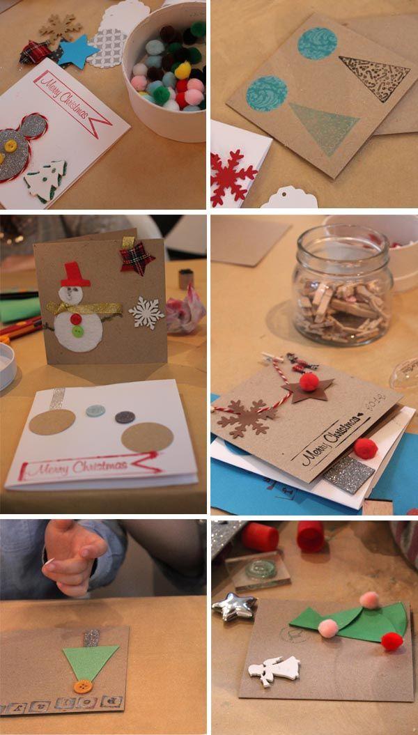 tarjetas navidad 5 Disseny Pinterest Tarjetas, Navidad y