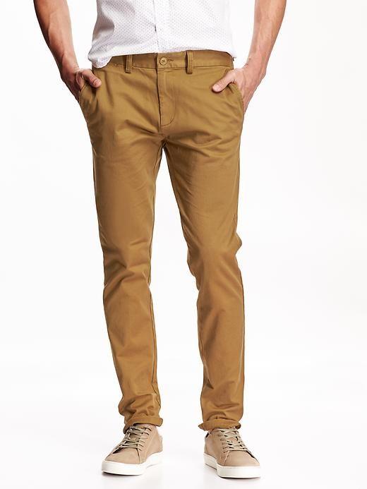 6ec5e44c Men's Ultimate Skinny Khakis. Men's Ultimate Skinny Khakis Kaki Pants ...