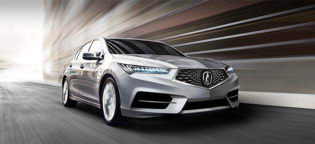 2018 Acura Tlx Redesign Ilx