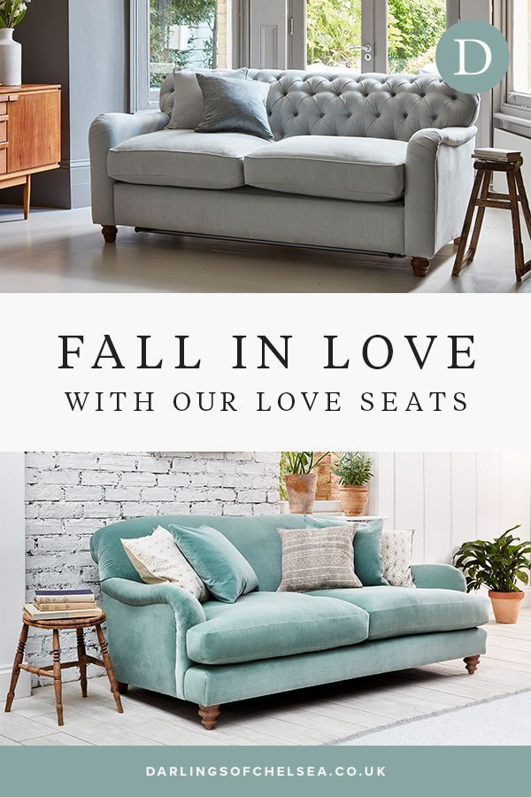 Loveseats To Fall In Love With