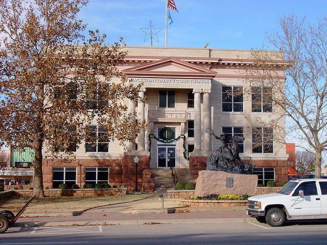 Jackson County Courthouse Altus Oklahoma Jackson County Courthouse Altus