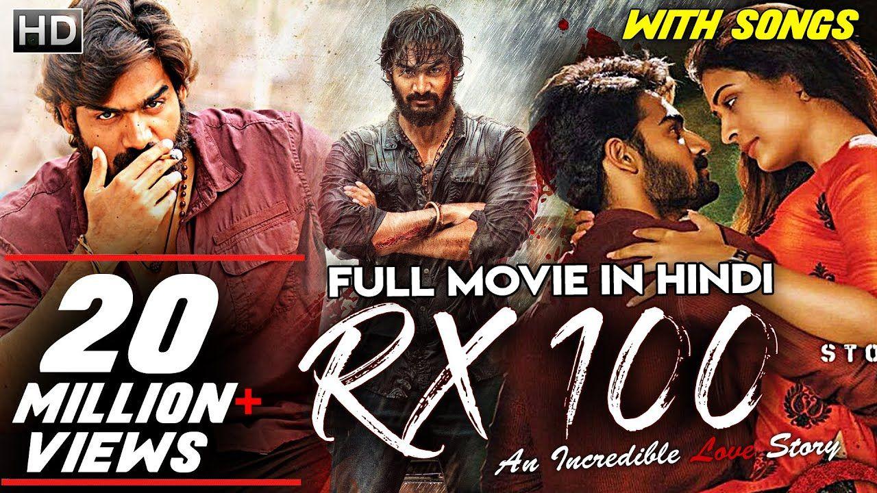 Rx 100 2019 New Released Full Hindi Dubbed Movie Kartikeya South I Action Movies Hindi Movie Film New Hindi Movie