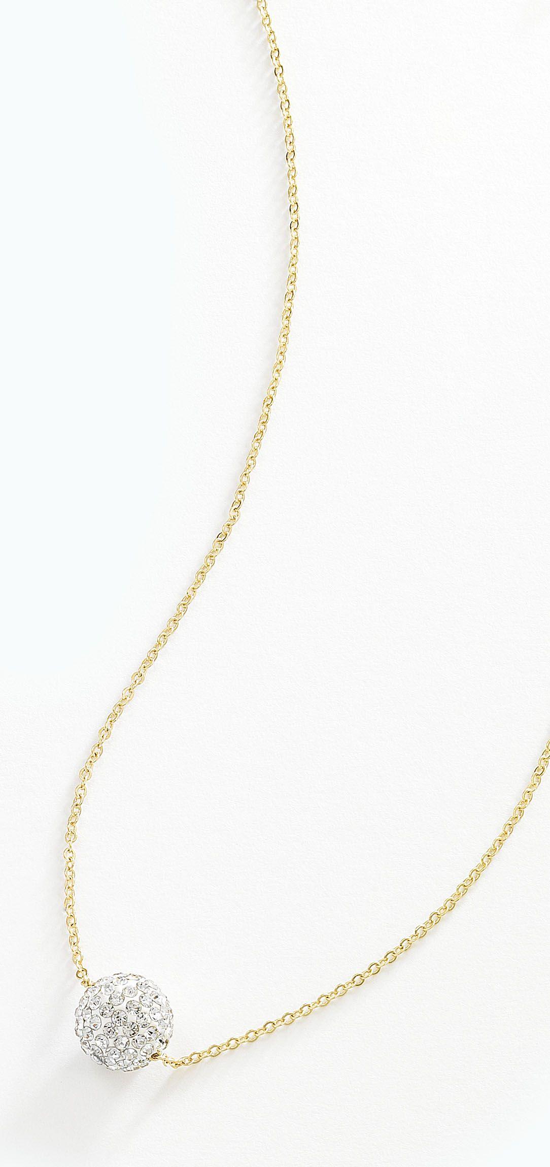 Cadena en 4 ba os de oro de 18 kl con dije de esfera for Banos electroliticos para joyeria