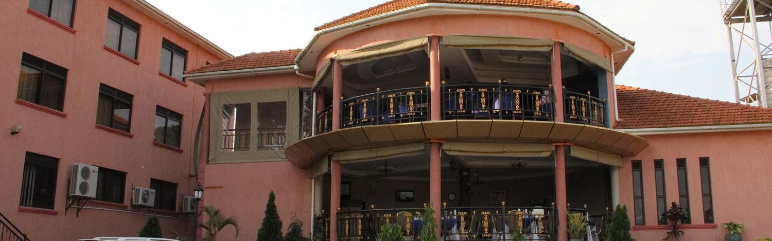 Affordable Accomodation In Uganda House Styles Hotel Mansions