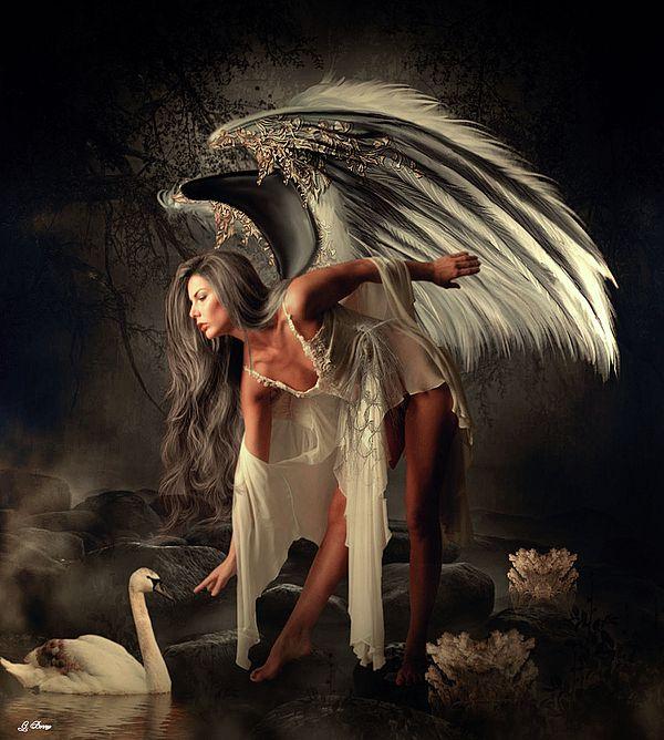 Ангел и демон во мне картинки