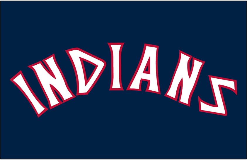 Cleveland Indians Jersey Logo (1975) (Alternate) Indians