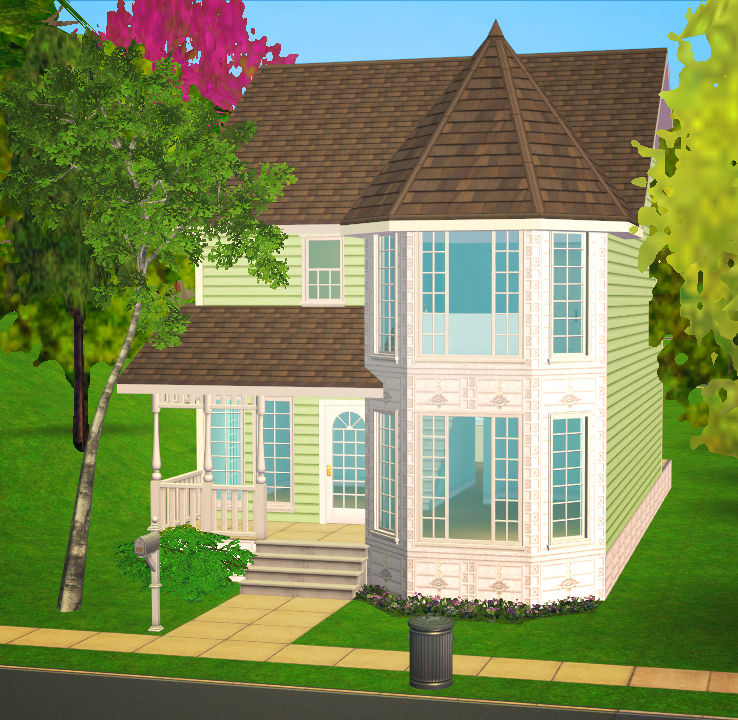 The Strange Simblr Of A Strange Girl With A Rather Strange Url Send All The Wcifs You Like Want A Sims House Plans Sims House Sims 2 House