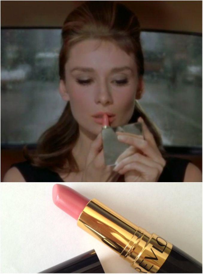 Photo of Audrey Hepburn Lipstick!