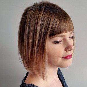Tendances de coiffures faciles à moyen Bob d'ici 2019