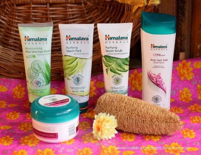 My Summer Products From Himalaya Herbals Photos Prices And First Impressions Herbalism Aloe Vera For Face Anti Hair Fall