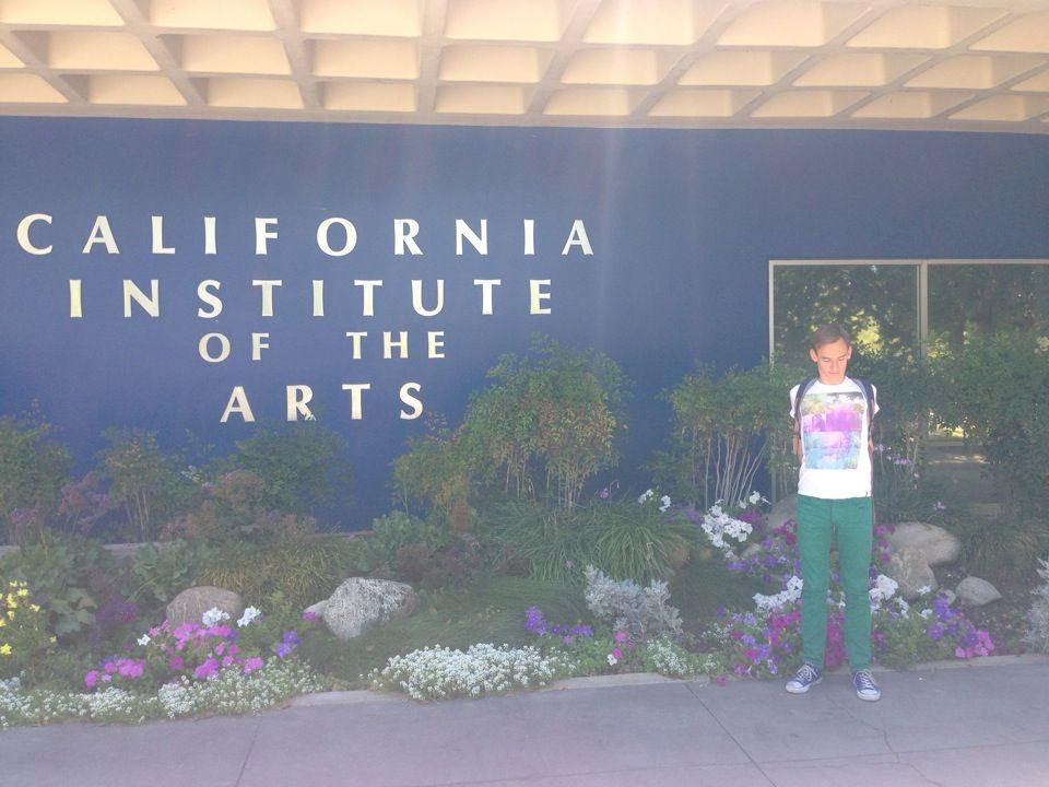 california institute of the arts город valencia ca valencia
