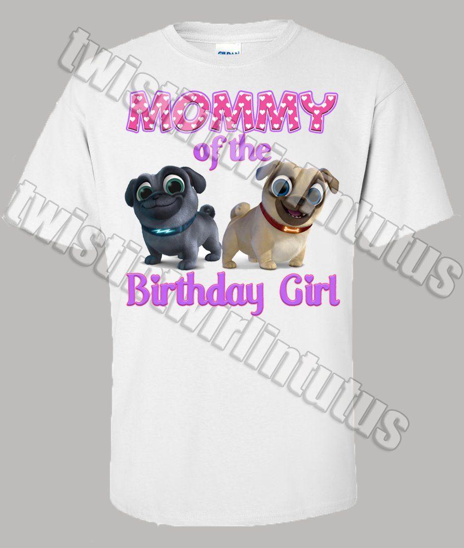Puppy Dog Pals Mommy Shirt
